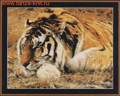 Набор Раджа-сибирский тигр