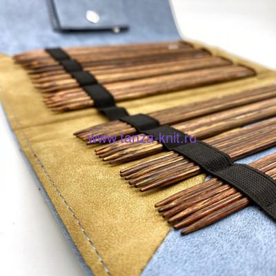 Knit Pro Набор чулочных спиц Ginger Knit Pro, 20 см (фото, вид 1)