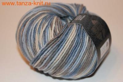 Lana Grossa Merino Cool Wool Print