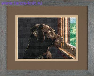 """Набор """"Задумчивый щенок"""""""
