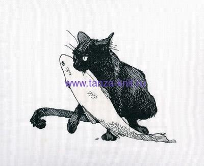 РТО Набор Среди чёрных котов