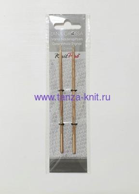 Lana Grossa Разъёмные спицы LG, Signal, дерево 11,5 см № 3