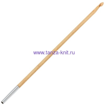 Lana Grossa Разъёмный тунисский крючок LG, дерево № 4