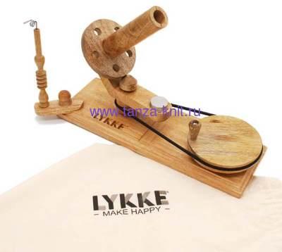 LYKKE Намотчик пряжи на моток LYKKE, цвет Mango Wood 5