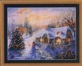 Kustom Krafts Набор Рождественский домик